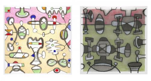 tekening 09&10